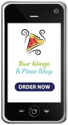 iphone app for my pizza restaurant