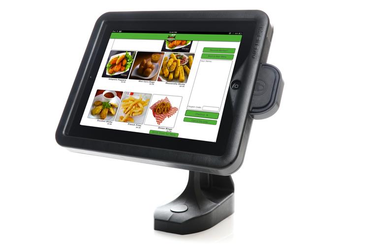 ipad ordering app