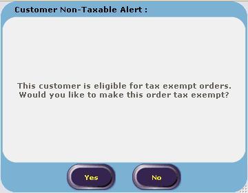 non tax alert