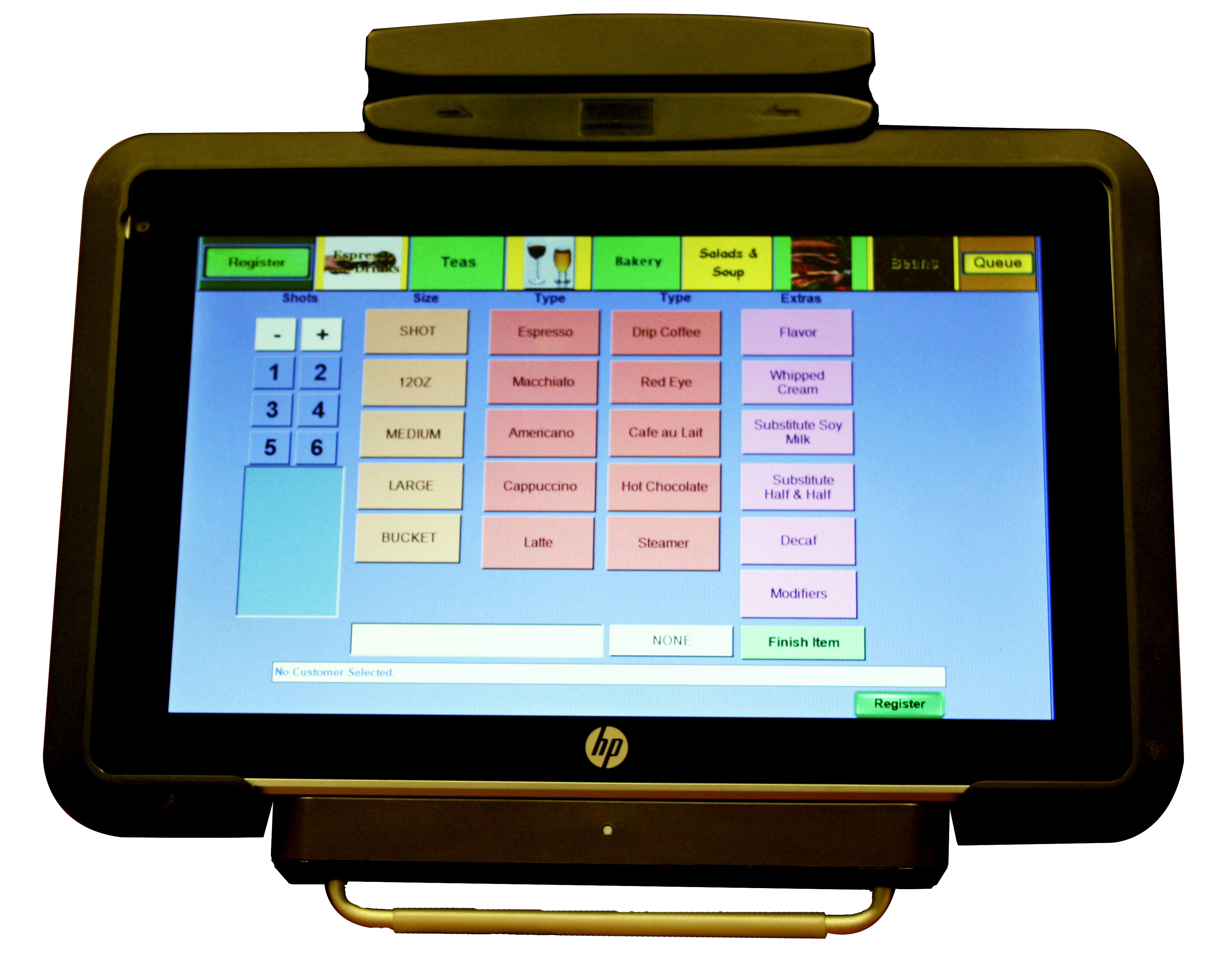CSM tablet