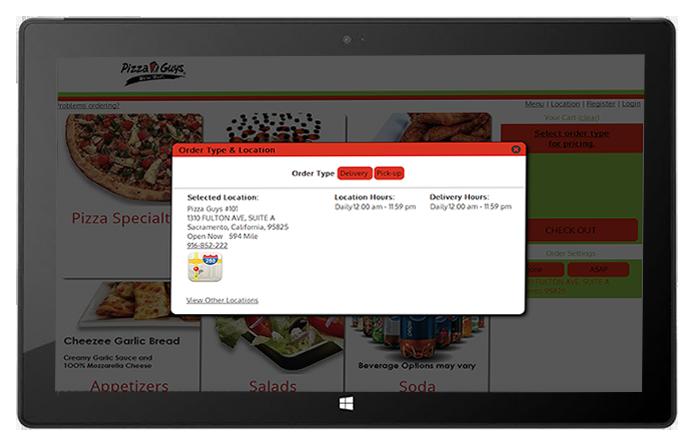 online-ordering-sale
