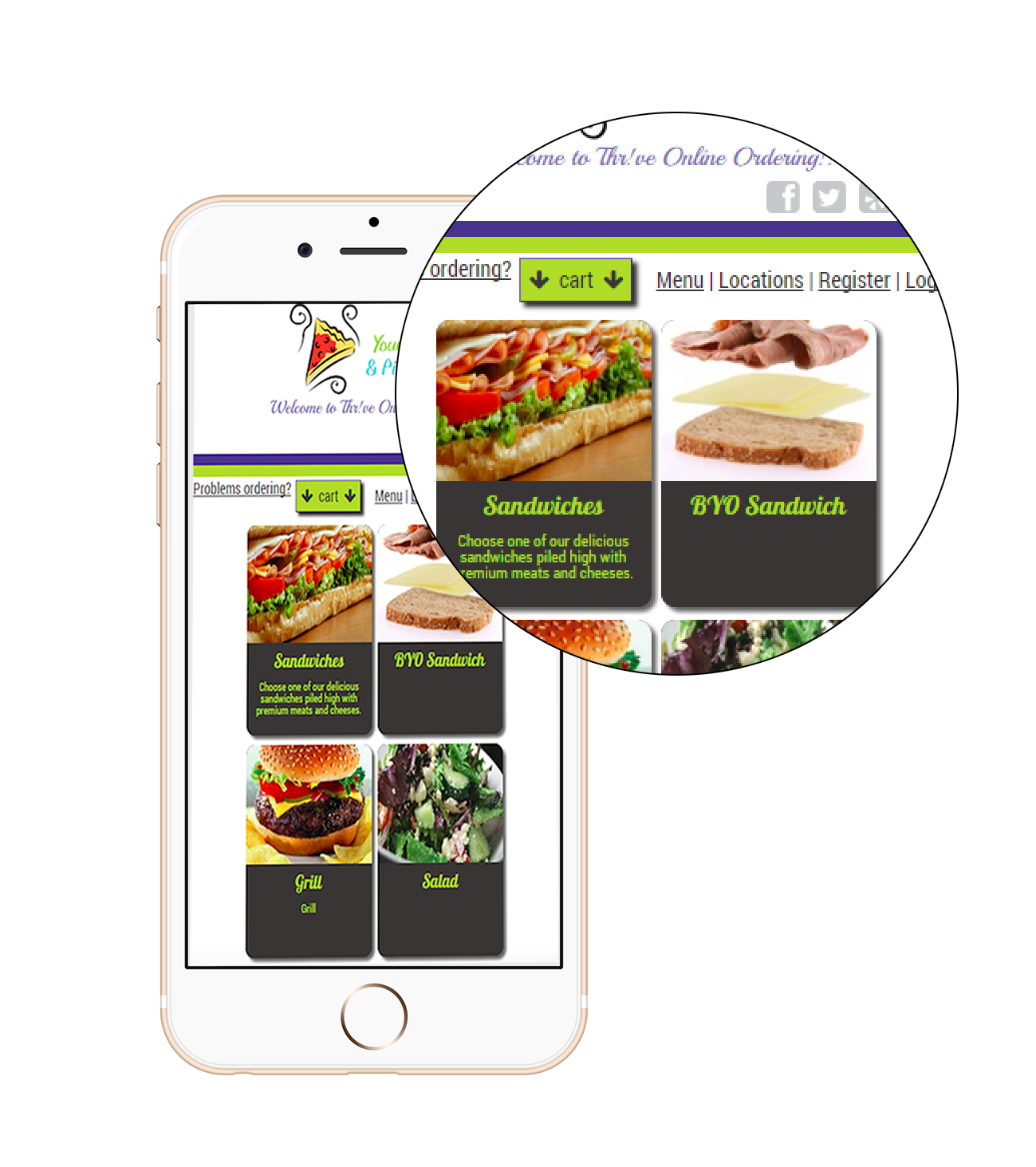 Restaurant Mobile Ordering