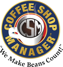 Coffee Shop Manager Point-of-Sale