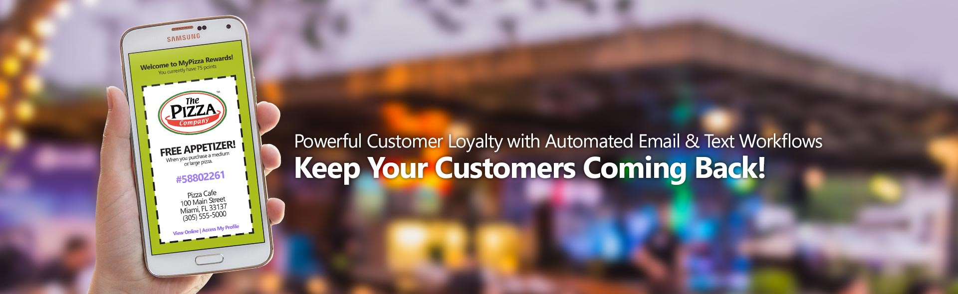 Restaurant Loyalty Marketing